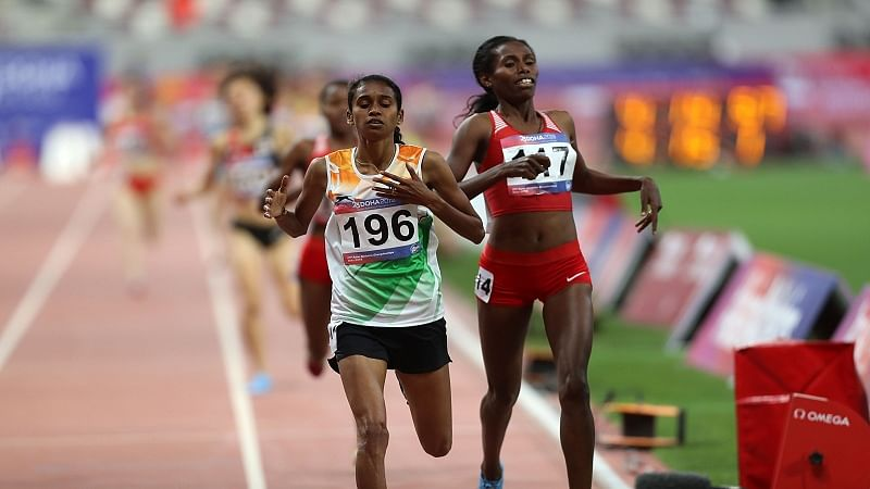 Asian Athletics Championships: Chitra defends her gold medal
