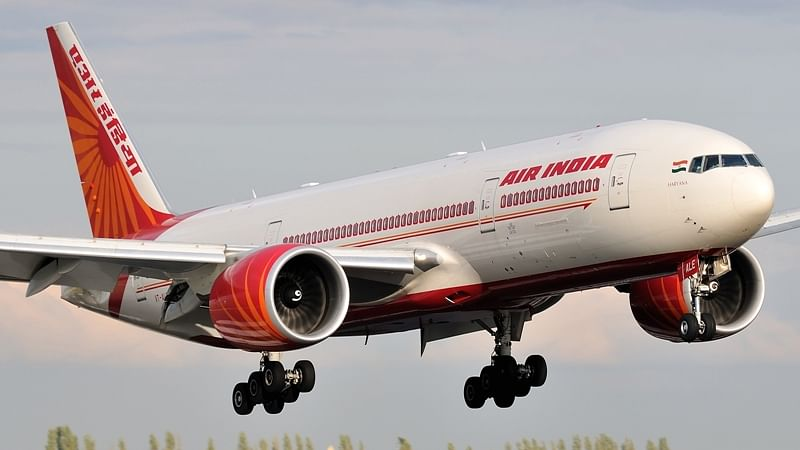 Engine of Air India's Boeing aircraft shuts down at Delhi airport, 'black fumes' observed