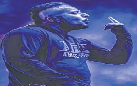 Bhopal: City boy raps for official anthem of KKR