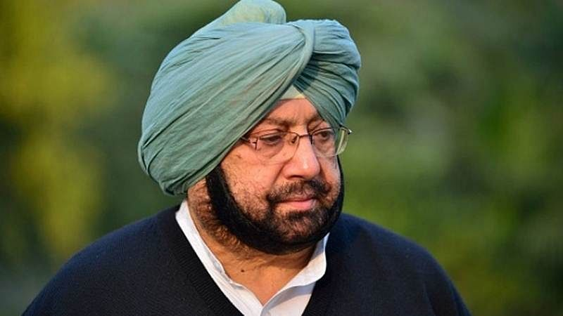 Punjab CM Amarinder Singh writes to PM Narendr Modi, seeks Rs 1000 crore flood relief package