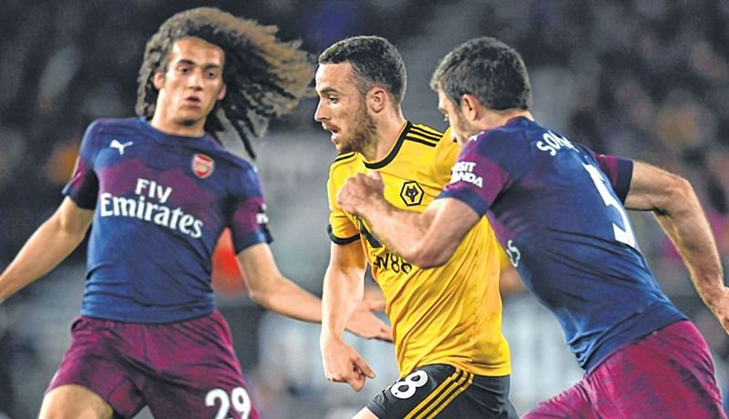 Premier League: More away-day pain for Gunners