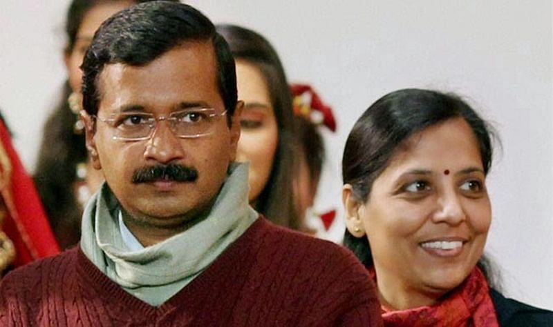 BJP files criminal complaint against Arvind Kejriwal's wife for possessing two voter IDs