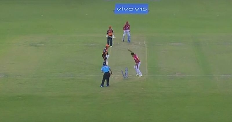 Watch: Bowler R Ashwin dismisses non-striker Mohammad Nabi and this time it's not 'mankading'