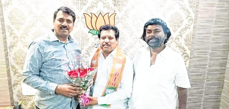 Bhayandar: Party hopper corporator, now jumps on BJP bandwagon