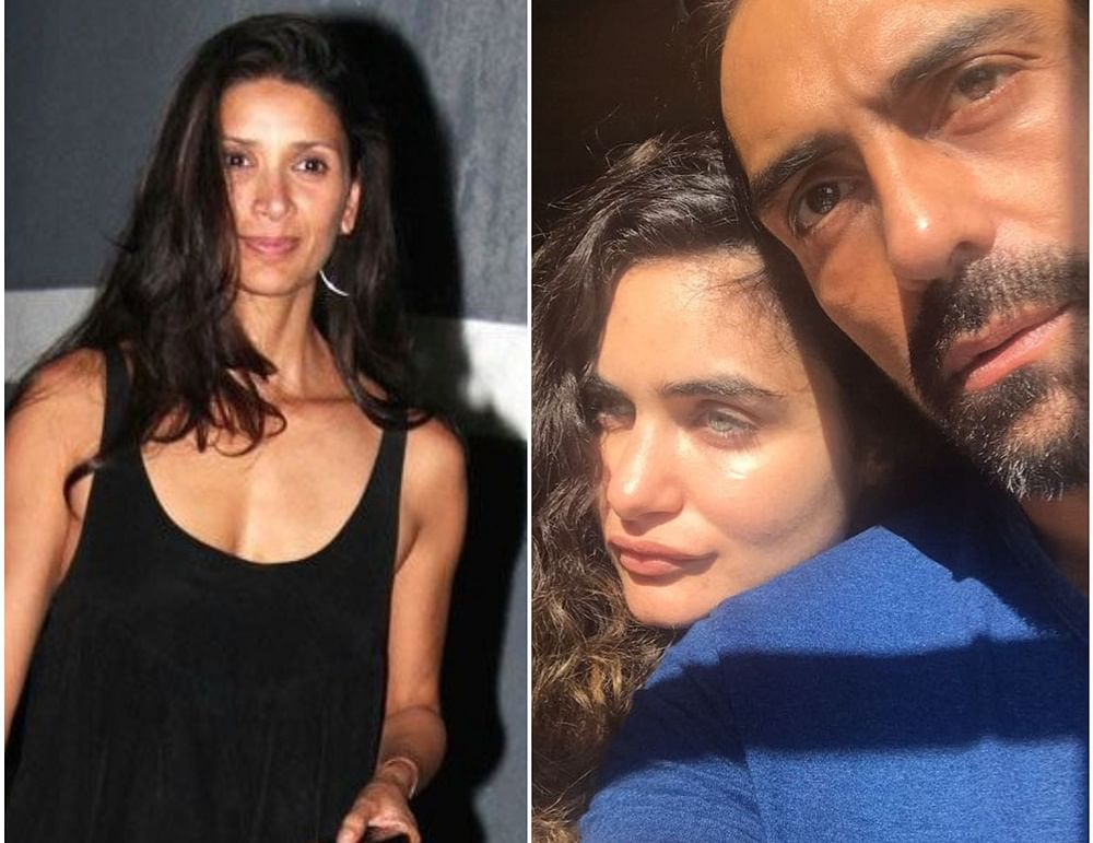 Arjun Rampal's ex-wife Mehr Jesia is happy for him and his pregnant girlfriend  Gabriella Demetriades