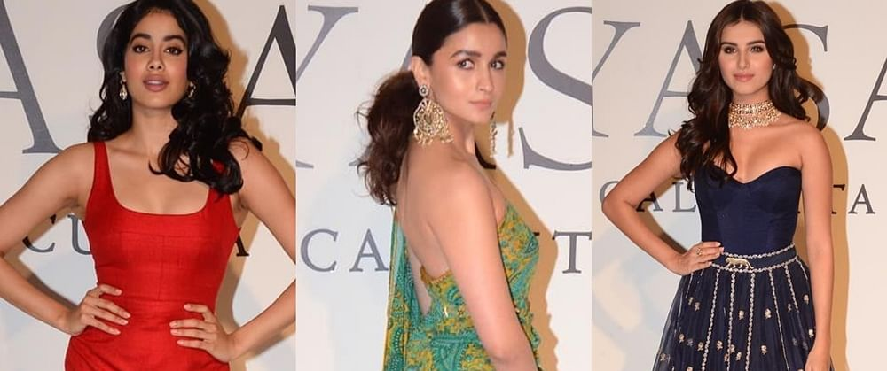Sabyasachi celebrates 20 years in fashion; Alia Bhatt, Janhvi Kapoor and others attend galore