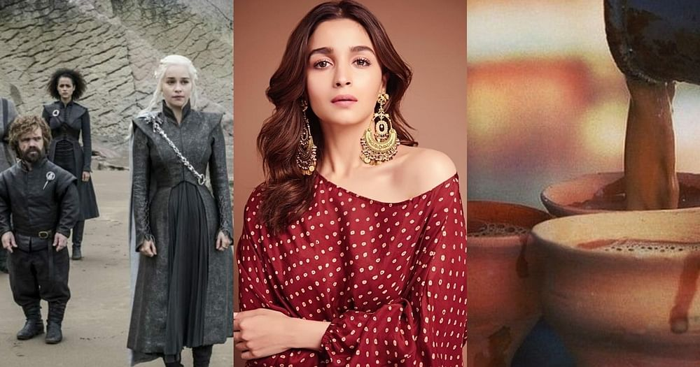 Most used terms in Tinder India bios: Game of Thrones, Alia Bhatt, Chai and more