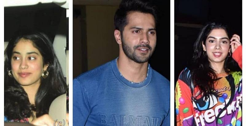 Janhvi Kapoor to Karan Johar: B-town attends 'Kalank' special screening