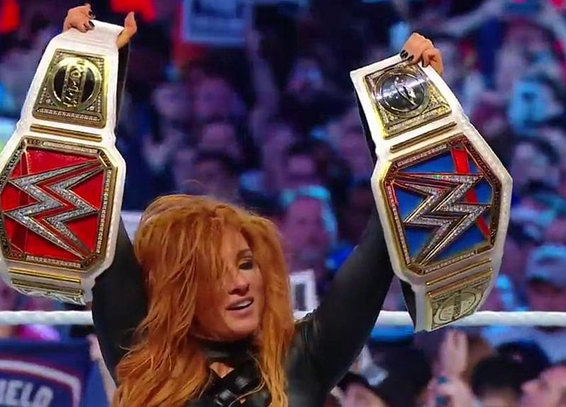 Wrestlemania 35 results: Becky Lynch becomes first woman wrestler to win Raw and SmackDown