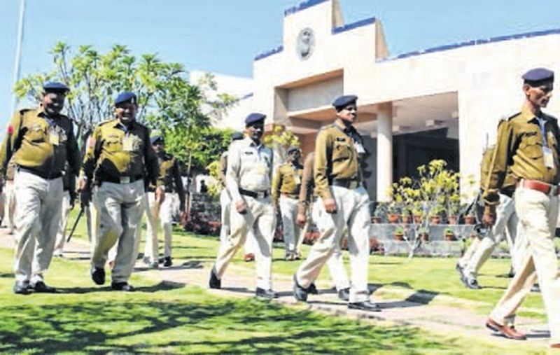 Bhopal: Now, statues under police protection