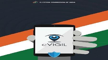 Indore: C-vigil app gaining popularity in district