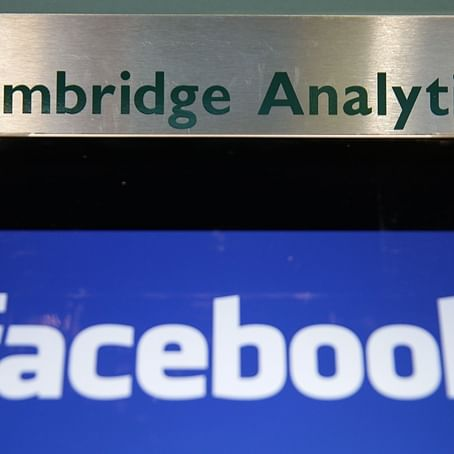 US trade commission sues Cambridge Analytica for duping Facebook users