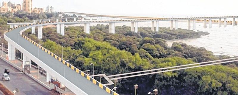 Mumbai Coastal road project: HC stops further reclamation till April 23
