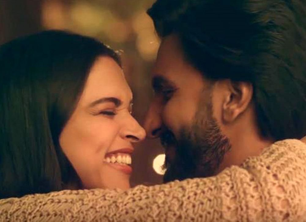 Watch Video! Ranveer, Deepika's first ad post marriage is too cute to miss