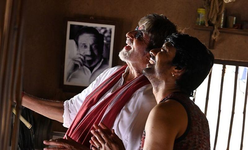Amitabh Bachchan calls himself disciple of late southern superstar Sivaji Ganesan