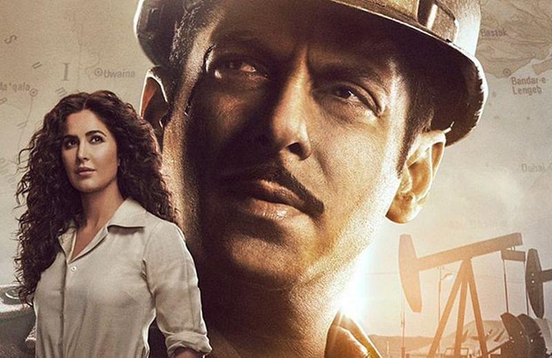 Salman Khan introduces his lady love Katrina Kaif and reveals his miner avatar in Bharat