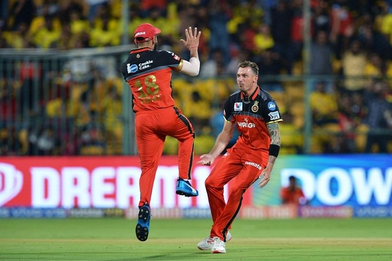 Dale Steyn to miss Royal Challengers Bangalore's remaining matches