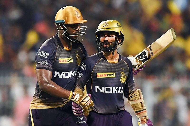 IPL 2019: Great to see Andre Russell grow as a player, says Dinesh Karthik