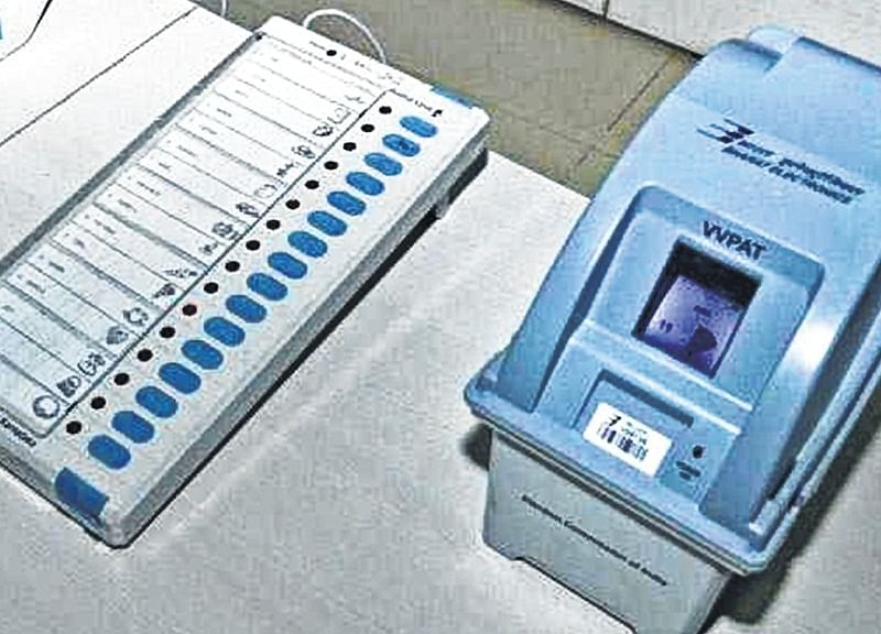 VVPAT counting only after EVM counting is over