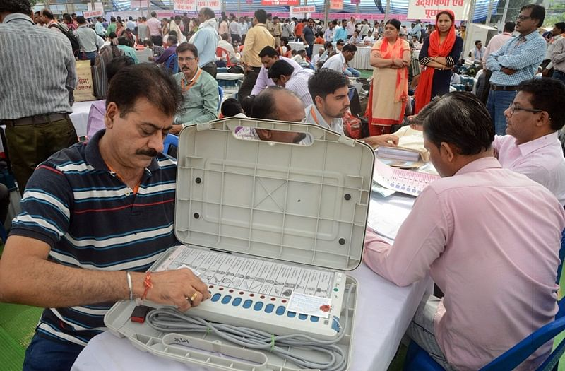 EC defends penal provision if complaint of faulty EVMs, VVPAT machines turns out to be false