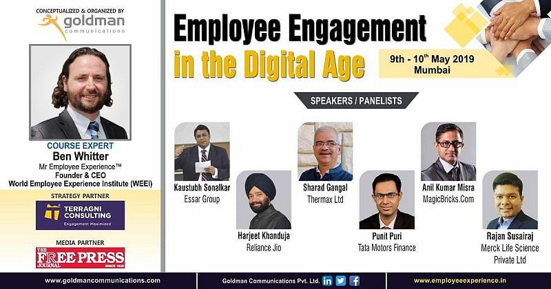 Announcing Our First Series of Speakers For Ex Masterclass & Employee Engagement Summit 2019