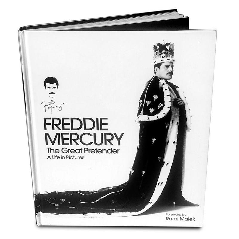 Freddie Mercury's handwritten set list from 1978 concert up for sale