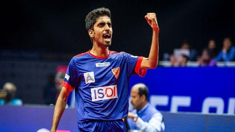 ITTF-ATTU Asian Cup: Sathiyan on a song