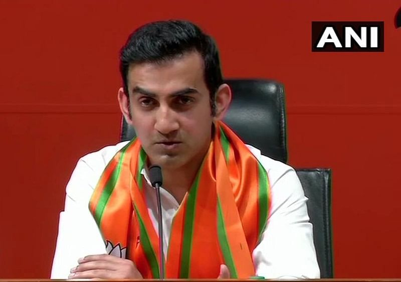 Gautam Gambhir denies AAP candidate Atishi's allegations of circulating derogatory pamphlets about her