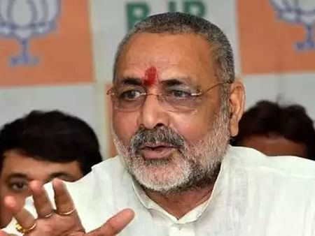 Political career may end with Modi government 2.0: Union minister Giriraj Singh