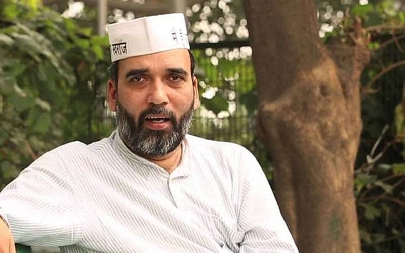 Police file complaint against AAP's Gopal Rai for organising public meeting without permission