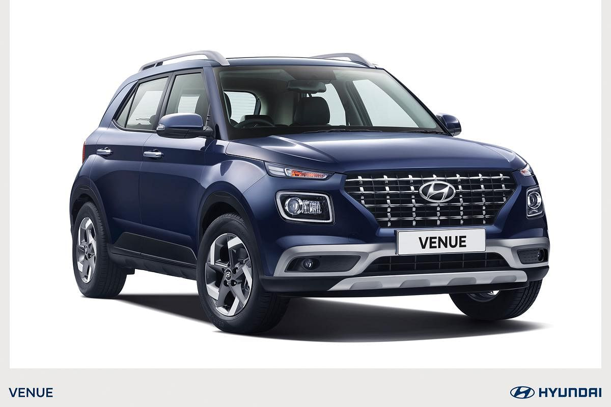 Hyundai unveils compact SUV Venue; launching next month
