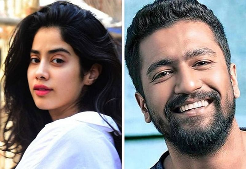Janhvi Kapoor would prefer kissing Vicky Kaushal over Kartik Aaryan