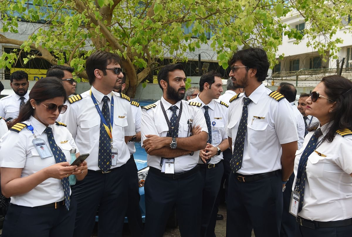 Banks can lend to pay Jet Airways employees salary: AIBEA