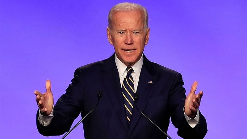 Former Vice President Joe Biden launches 2020 White House bid
