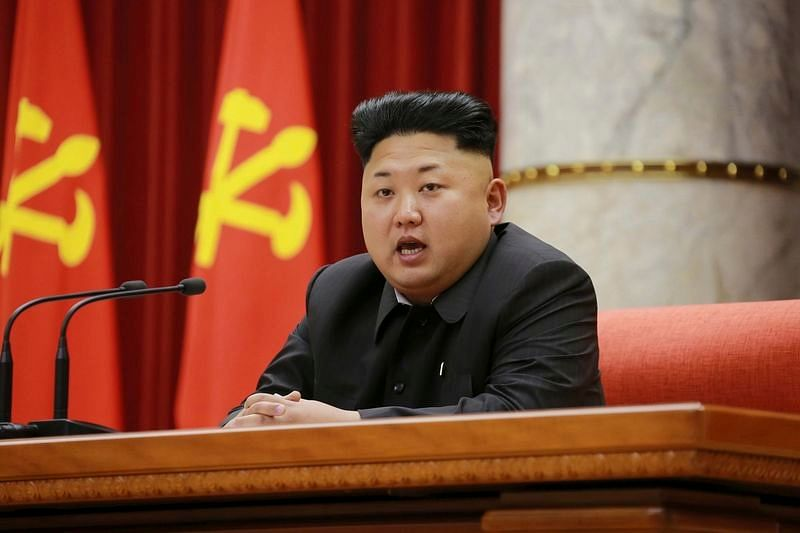 North Korea fires short-range 'projectiles' into sea