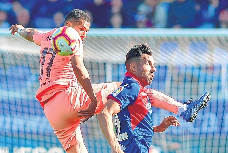 La Liga: Huesca hold FC Barcelona to scoreless draw