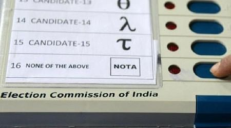 Indore: 3 file papers as independent candidates