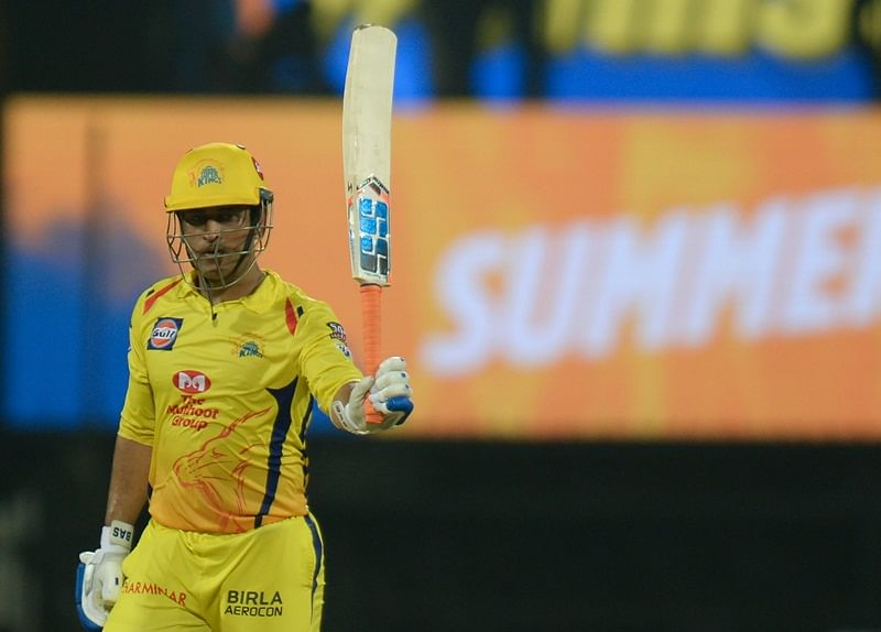 IPL 2019: Santner's last-ball six leads Chennai to victory over Royals after Dhoni outburst