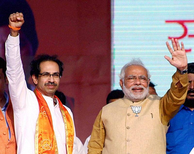 A 'little' bromance as PM Modi, kid brother meet