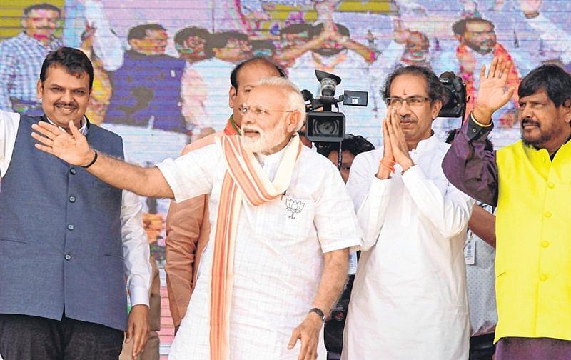 Ensure PDP, NC, NCP won't be part of NDA: Shiv Sena to PM Modi
