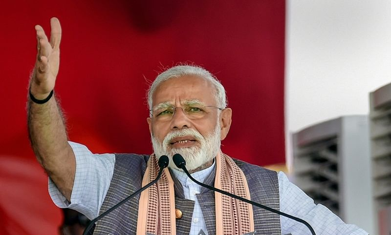 We have not set aside nuclear weapons for Diwali: PM Narendra Modi