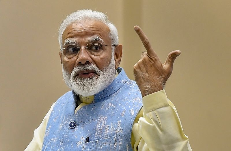 Modi – a tale of emails, clouds, rains and radars