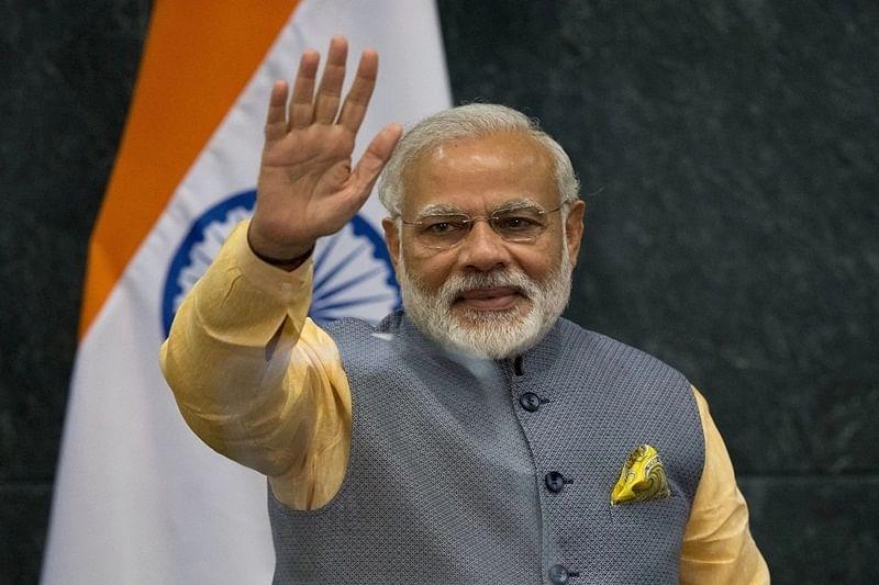 Narendra Modi files nomination for Varanasi seat
