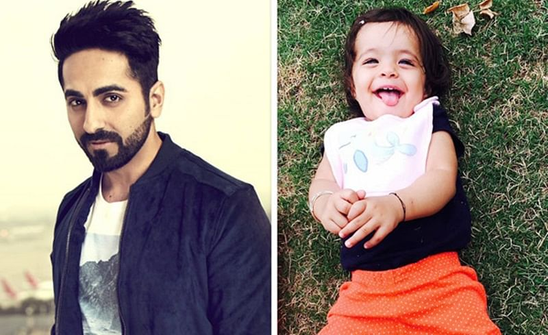 Ayushmann Khurrana's message for his youngest born, daughter Varushka will melt your heart