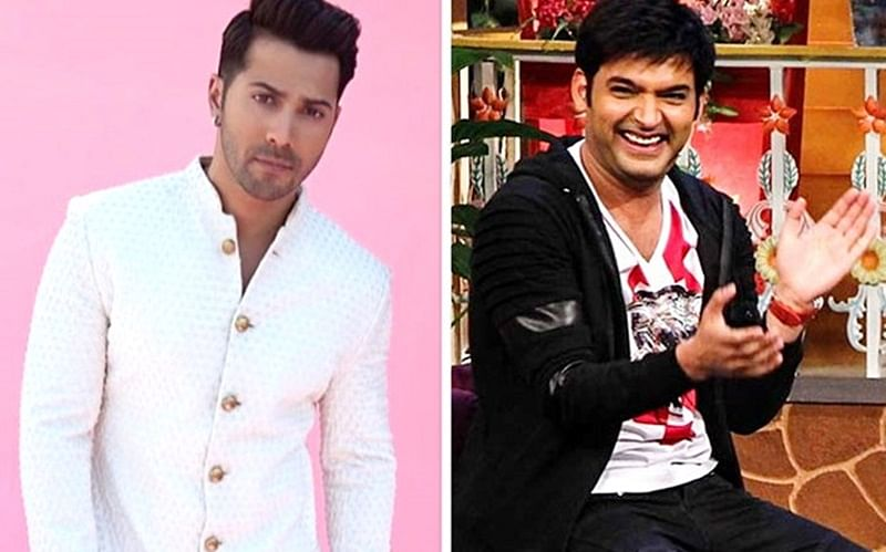 The Kapil Sharma Show: Varun Dhawan wants 'underwear' as his political party's symbol