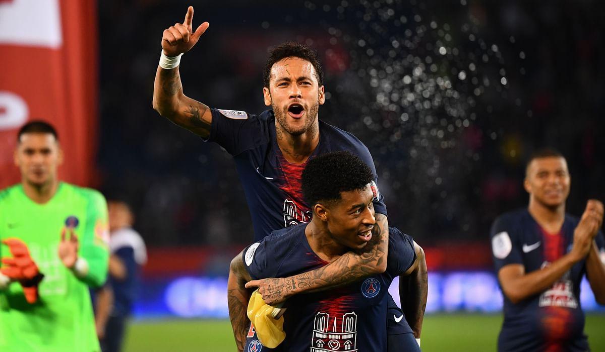 Neymar returns