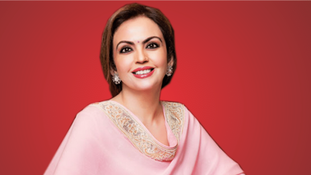 Nita Ambani donates security equipment to Shirdi