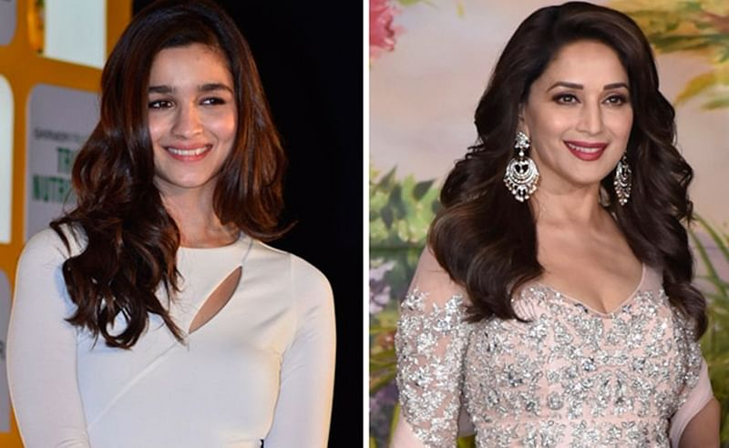 Alia Bhatt confirms there will be no jugalbandi with Madhuri Dixit in Kalank