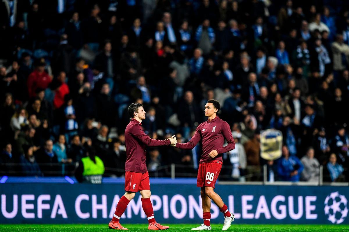 Liverpool crush Porto, reach Champions League semis