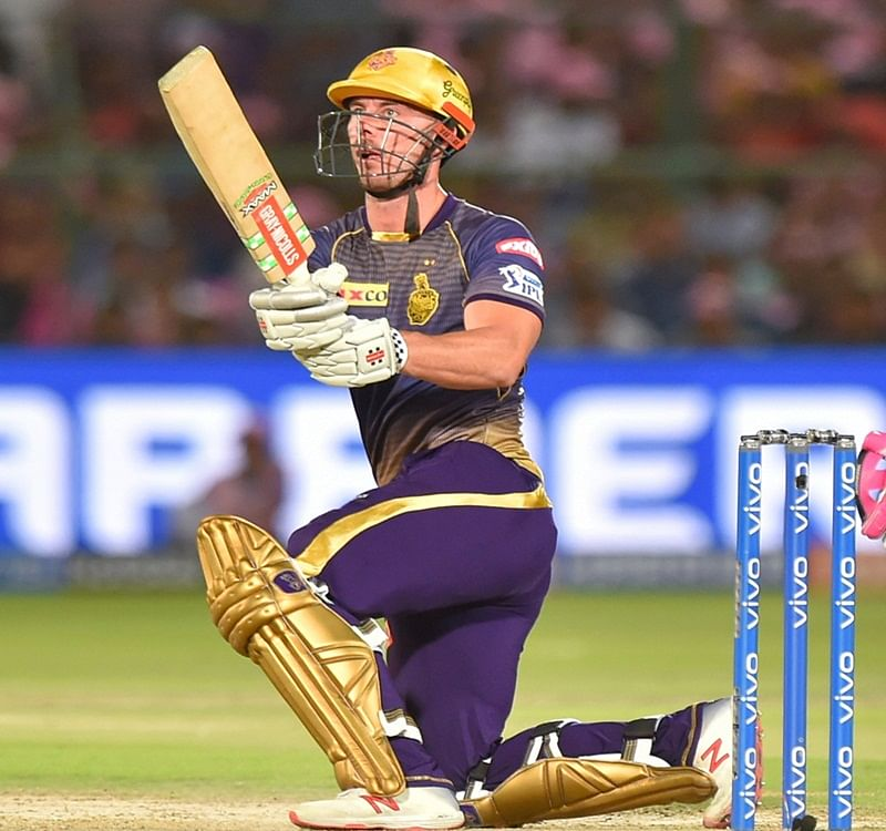Brutal Kolkata Knight Riders demolish Rajasthan Royals